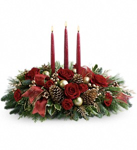 All is Bright in Kelowna BC, Burnetts Florist & Gifts