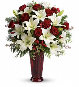 Holiday Magic in Bedford TX, Mid Cities Florist