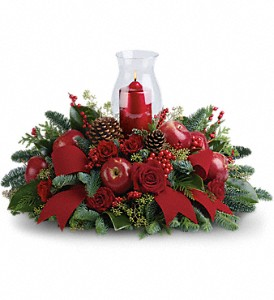 Merry Magnificence in Lexington KY, Oram's Florist LLC