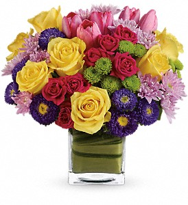Teleflora's One Fine Day in Big Rapids MI, Patterson's Flowers, Inc.