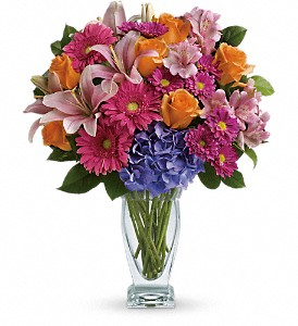 Wondrous Wishes by Teleflora in Eugene OR, Rhythm & Blooms