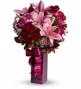Teleflora's Fall in Love in Liverpool NY, Creative Florist