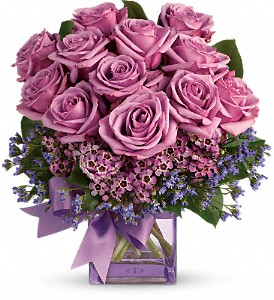 Teleflora's Morning Melody in New York NY, Fellan Florists Floral Galleria