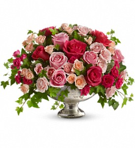 Queen's Court by Teleflora in New York NY, Fellan Florists Floral Galleria