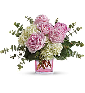 Teleflora's Pretty in Peony in Needham MA, Needham Florist