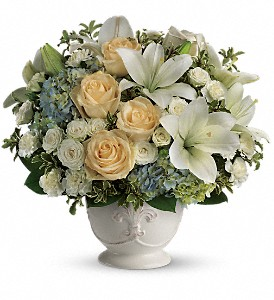 Beautiful Dreams by Teleflora in Eugene OR, Rhythm & Blooms