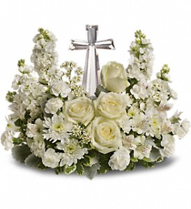Teleflora's Divine Peace Bouquet in Hamilton OH, Gray The Florist, Inc.