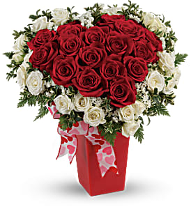 Heart and Soul in White Plains NY, White Plains Florist