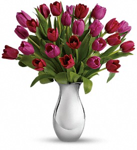 Teleflora's Sweet Surrender Bouquet in Rochester NY, Red Rose Florist & Gift Shop