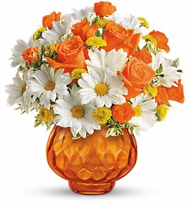 Teleflora's Rise and Sunshine in Aston PA, Wise Originals Florists & Gifts
