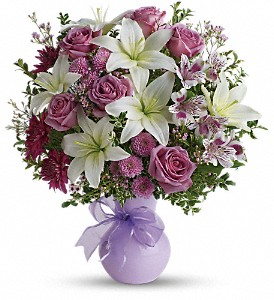 Teleflora's Precious in Purple in Dayville CT, The Sunshine Shop, Inc.