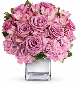 Teleflora's Be Sweet Bouquet in Austin TX, Ali Bleu Flowers