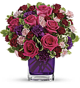 Bejeweled Beauty by Teleflora in Sapulpa OK, Neal & Jean's Flowers & Gifts, Inc.