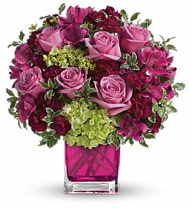 Splendid Surprise by Teleflora in Thornhill ON, Wisteria Floral Design