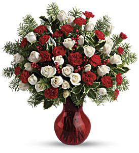 Teleflora's Gather Round Bouquet in Albany NY, Emil J. Nagengast Florist