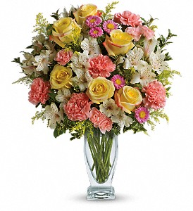 Meant To Be Bouquet by Teleflora in Abington MA, The Hutcheon's Flower Co, Inc.
