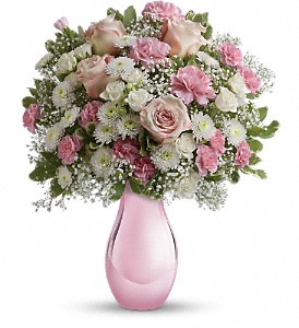 Teleflora's Radiant Reflections Bouquet in San Bruno CA, San Bruno Flower Fashions