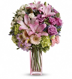 Teleflora's Artfully Yours Bouquet in Scarborough ON, Flowers in West Hill Inc.