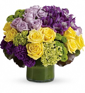 Simply Splendid Bouquet in Yorba Linda CA, Garden Gate