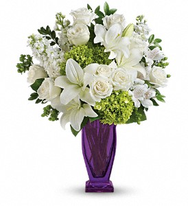 Teleflora's Moments Of Majesty Bouquet in Liverpool NY, Creative Florist