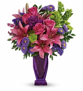 You're A Gem Bouquet by Teleflora in Beaumont TX, Blooms by Claybar Floral