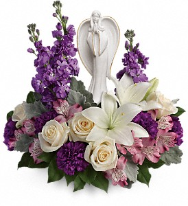 Teleflora's Beautiful Heart Bouquet in Oklahoma City OK, Capitol Hill Florist and Gifts