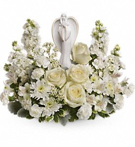 Teleflora's Guiding Light Bouquet in Amherst NY, The Trillium's Courtyard Florist