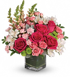 Teleflora's Garden Girl Bouquet in Richmond BC, Touch of Flowers