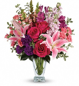 Teleflora's Morning Meadow Bouquet in Kelowna BC, Burnetts Florist & Gifts