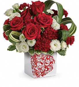 Teleflora's Cherished Love Bouquet in Washington DC, Capitol Florist