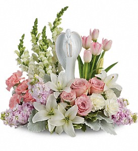 Teleflora's Garden Of Hope Bouquet in Renton WA, Cugini Florists