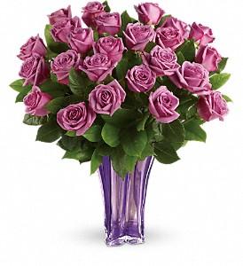 Teleflora's Lavender Splendor Bouquet in Grand Falls/Sault NB, Grand Falls Florist LTD