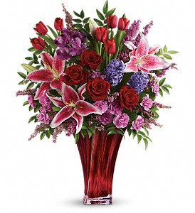 One Of A Kind Love Bouquet by Teleflora in San Bruno CA, San Bruno Flower Fashions