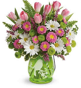 Teleflora's Songs Of Spring Bouquet in Glendale AZ, Blooming Bouquets