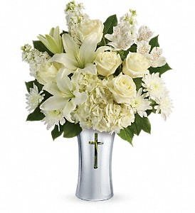 Teleflora's Shining Spirit Bouquet in Fort Worth TX, TCU Florist