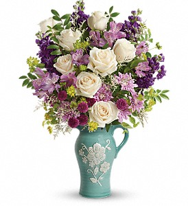 Teleflora's Artisanal Beauty Bouquet in Pompano Beach FL, Grace Flowers, Inc.