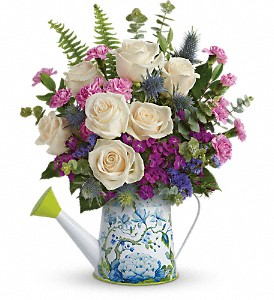 Teleflora's Splendid Garden Bouquet in Morgantown WV, Coombs Flowers