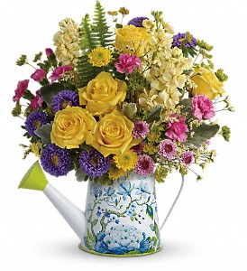 Teleflora's Sunlit Afternoon Bouquet in Florissant MO, Bloomers Florist & Gifts