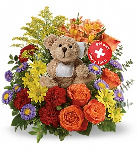 Get Better Bouquet by Teleflora in San Bruno CA, San Bruno Flower Fashions