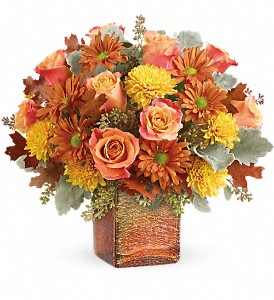 Teleflora's Grateful Golden Bouquet in Sault Ste Marie ON, Flowers By Routledge's Florist