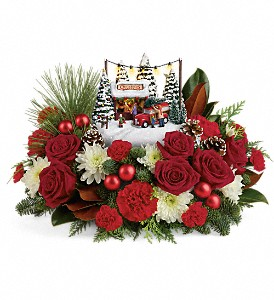 Thomas Kinkade's Family Tree Bouquet in Perth ON, Kellys Flowers & Gift Boutique