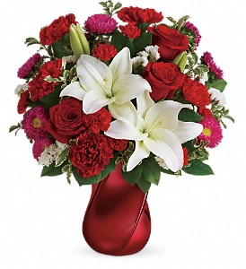 Teleflora's Always There Bouquet in Edmonton AB, Petals For Less Ltd.
