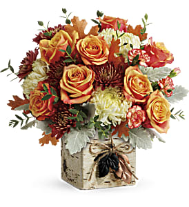 Teleflora's Fall In Bloom Bouquet in Kitchener ON, Camerons Flower Shop
