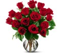 18 Red Roses in Salt Lake City UT Especially For You