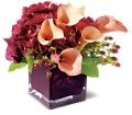 Teleflora's Calla Classique in Kelowna BC Creations By Mom & Me