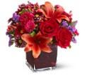 Teleflora's Autumn Grace in San Clemente CA Beach City Florist
