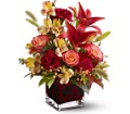 Teleflora's Indian Summer in Oklahoma City OK Array of Flowers & Gifts