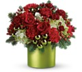 Teleflora's Holiday in Style in Kentfield CA Paradise Flowers
