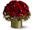 Teleflora's Golden Holly-Day in Bend OR All Occasion Flowers & Gifts