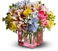 Teleflora's Spring Sweetness in Bonita Springs FL Bonita Blooms Flower Shop, Inc.